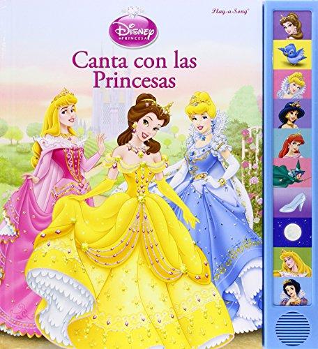9781412747073: Princesas - Libro Sonido, 10 Botones