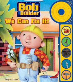 9781412753388: Bob the Builder Little Doorbell We Can F (Sound Book)