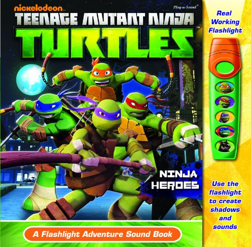 9781412753395: Nickelodeon Teenage Mutant Ninja Turtles: Ninja Heroes: Flashlight Adventure Sound Book