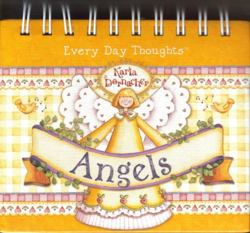 Every Day Thoughts: Angels: Dornacher, Karla