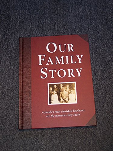 9781412753944: Our Family Story