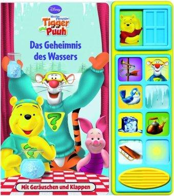 9781412756297: Klappen-Geräusche-Buch Tigger und Puuh - Das Geheimnis des Wassers