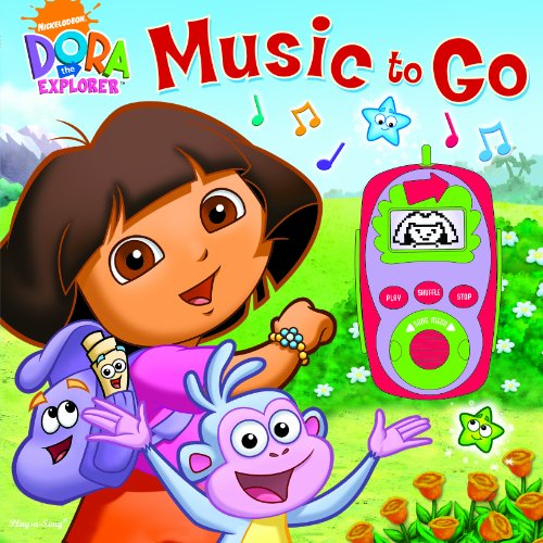 Dora the Explorer Music to Go