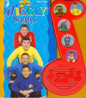 9781412759854: Wiggly Songs (Play-A-Sound)