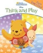 9781412760867: First Look and Find Pooh Adore-ables: Disney Think and Play