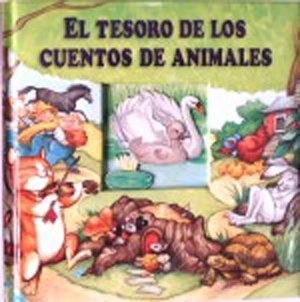 9781412760898: El Tesoro de Los Cuentos de Animales (Spanish Edition)