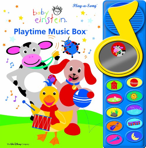 9781412761130: Playtime Music Box-Baby Einstein Play-A-Song