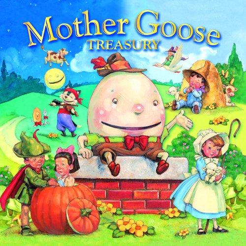 9781412763349: Mother Goose Treasury (Padded Treasury)