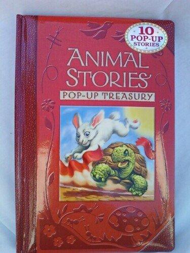 9781412763578: Animal Stories Pop Up Treasury