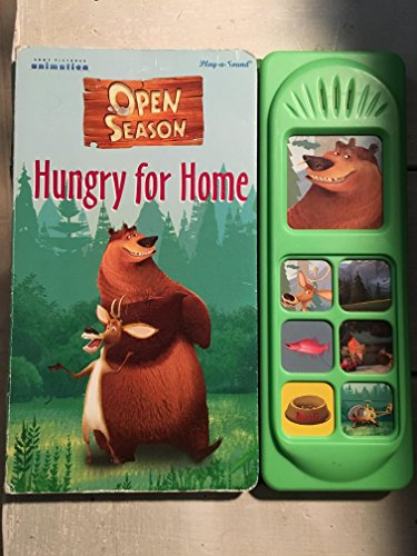 Hungry for Home-Open Season-Play-a-Sound: Sony Pictures Animation