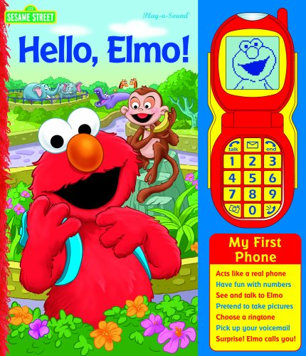 Hello, Elmo! (1412763797) by Susan Rich Brooke