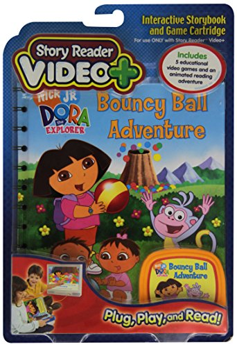 9781412764605: Story Reader Video Plus Dora Bouncy Ball Adventure