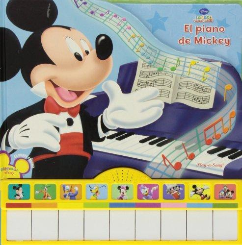 9781412764780: Cancionero de Piano de Ratón Mickey
