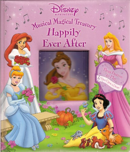 9781412765213: Disney Princess Musical Magical Treasury: Happily Ever After