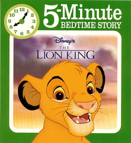 Disney's The Lion King (5-Minute Bedtime Story)