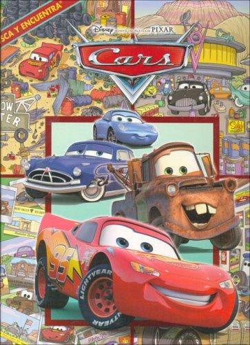 9781412765954: Cars - Busca Y Encuentra
