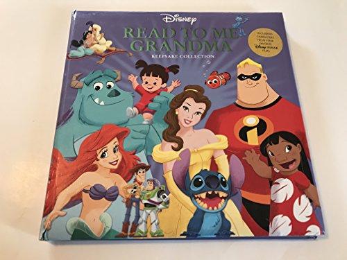 9781412766098: Disney Read to Me Grandma Keepsake Collection