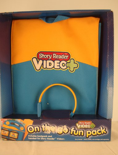 9781412766456: Story Reader Video Plus Backpack