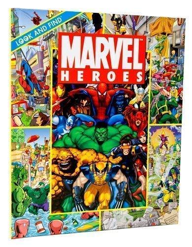 Marvel Heroes 2007 Hardcover