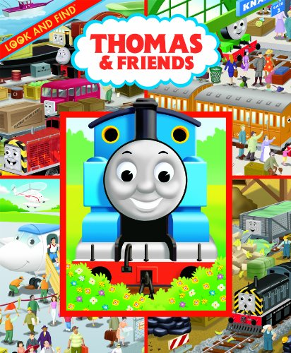 9781412766944: Thomas & Friends (Look And Find)