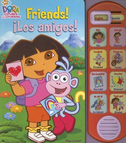 9781412767354: Little English Spanish Dora (Dora the Explorer (Publications International))