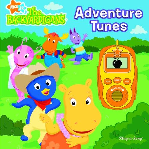 Digital Music Player Backyardigans-Adventure Tunes