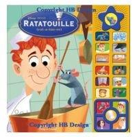 9781412767637: Disney Pixar Ratatouille (Interactive Play-a-Sound)