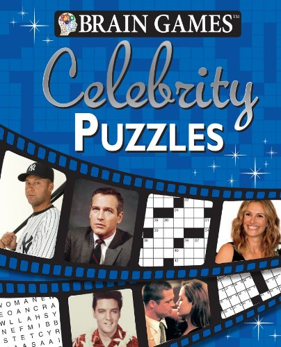 9781412767996: Brain Games: Celebrity Puzzles (Brain Games (Unnumbered))