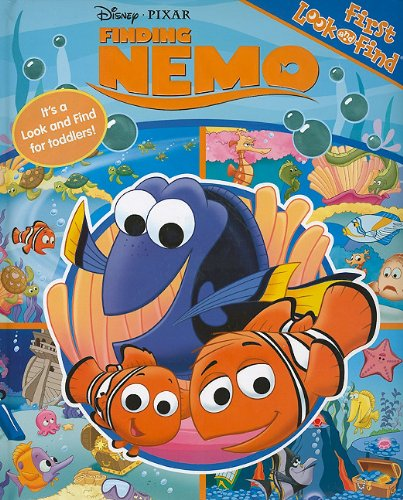 9781412768382: Finding Nemo My First Look And Find