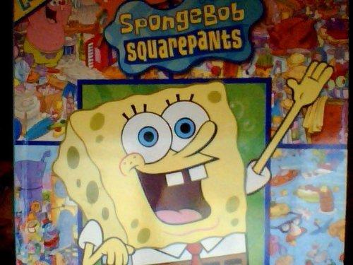 Mini Look and Find Spongebob Squarepants: Lynne Roberts