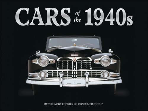 9781412772051: Cars of the 1940s