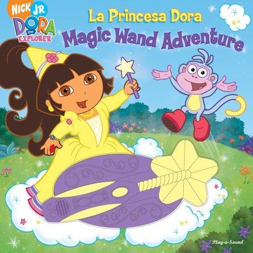 9781412773935: Dora Magic Wand Adventure [With Magic Wand] (Play-A-Sound Books)