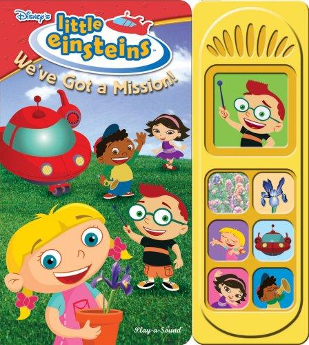 9781412774154: We've Got a Mission! (Disney's Little Einsteins (Publications International))
