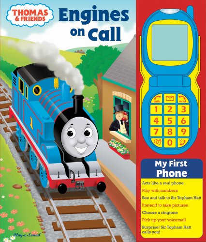 Thomas & Friends: Engines on Call [With Toy Phone] (Play-A-Sound Books): Publications ...