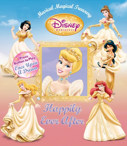 Disney Princess Happily Ever After (Musical Treasury): Publications International