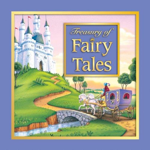 Treasury of Fairy Tales (Padded Treasuries 6x6): Publications International