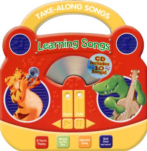 9781412774376: Learning Songs [With CD (Audio)] (Take-Along Songs)