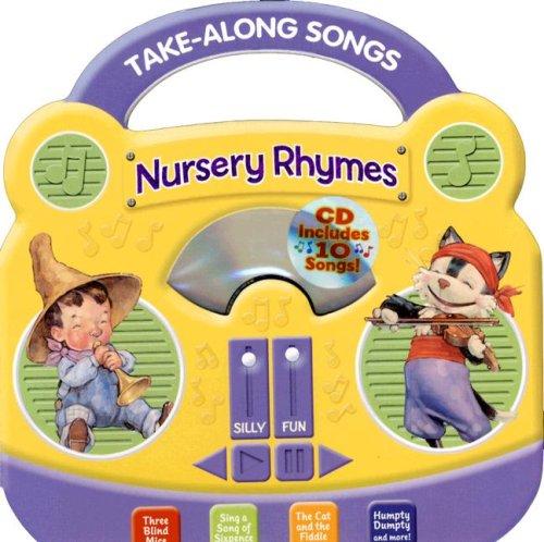 9781412774383: Nursery Rhymes [With CD] (Take-Along Songs)