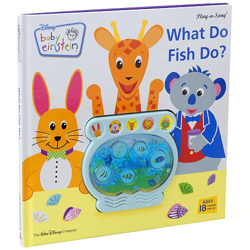 What Do Fish Do? (Play-A-Song): Editors of Publications International Ltd.