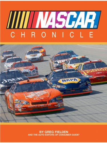 NASCAR Chronicle (NASCAR Library Collection) (1412775132) by Greg Fielden; The Auto Editors of Consumer Guide