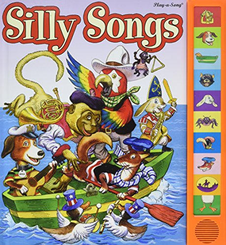 9781412775762: Silly Songs (Play-A-Song)