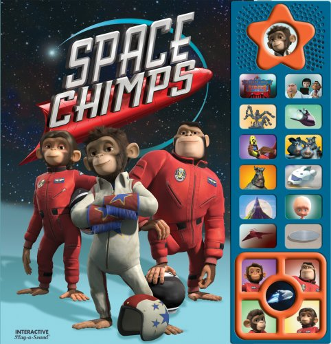 9781412775816: Space Chimps: Interactive Sound Book and Game [With 24 Punch-Out Pieces] (Interactive Play-A-Sound)
