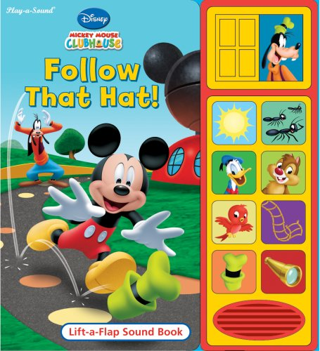 9781412775892: Follow That Hat! (Disney Mickey Mouse Clubhouse)