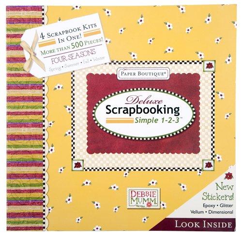 9781412776363: Debbie Mumm's Deluxe Scrapbooking Kit