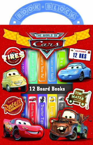 My First Library: The World of Cars: Editors of Publications International; Ltd.