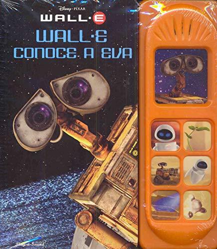 9781412776790: Libro de Sonido Wall-E: Wall-E Conoce a Eva