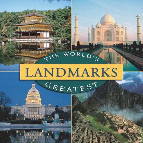 The World's Greatest Landmarks (Lifestyle): Jerry Camarillo Dunn Jr.