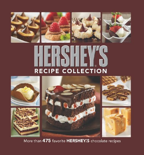 Hershey's Recipe Collection in 5-Ring Binder (5 Ring Binder Cookbook): Publications ...