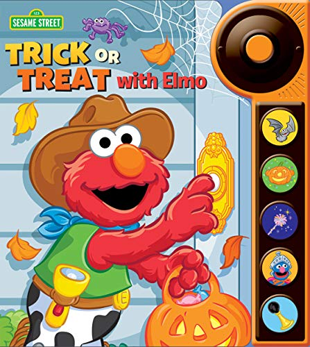 9781412778961: Sesame Street Doorbell Sound Book: Trick or Treat with Elmo