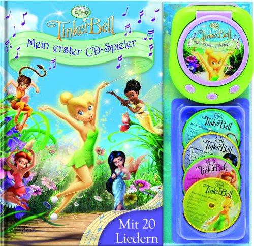 9781412779364: TinkerBell, Mein erster CD-Spieler
